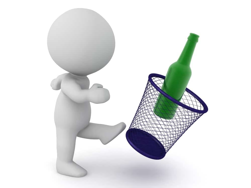 How To Kick Alcohol Addiction For GoodSH